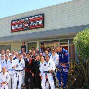 Jean Jacques Machado Brazilian Jiu-Jitsu