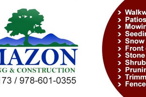 Amazon Landscaping & Construction