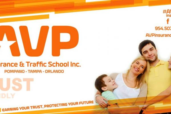 Avp Insurance & Traffic School Inc
