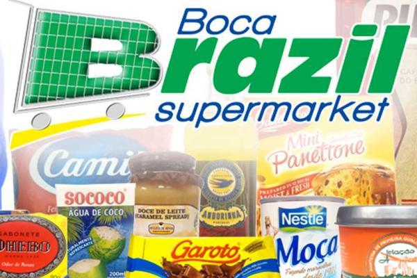 Boca Brazil Supermarket