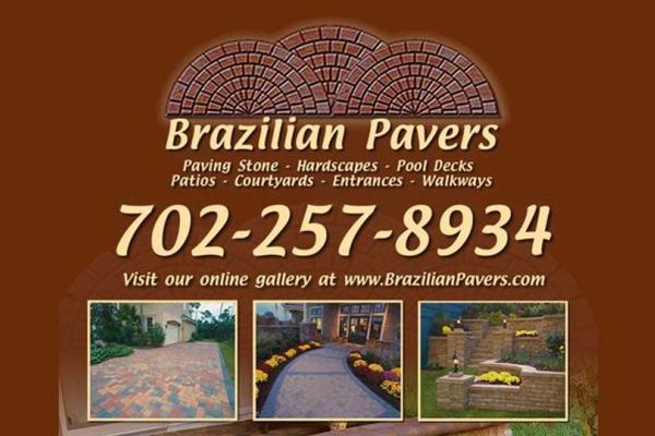 Brazilian Pavers