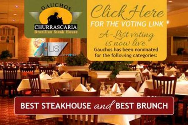 Gauchos Churrascaria Brazilian Steak House