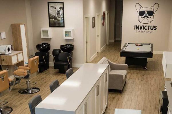 Invictus Barber Shop