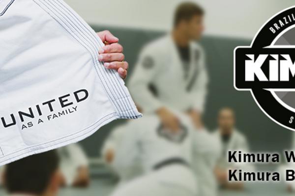 Kimura Brazilian Jiu Jitsu