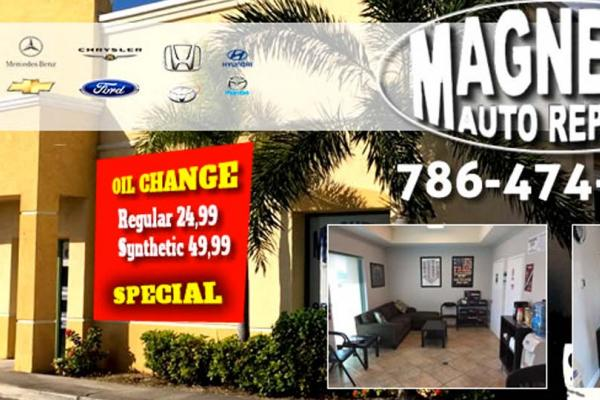 Magnetti Auto Repair LLC