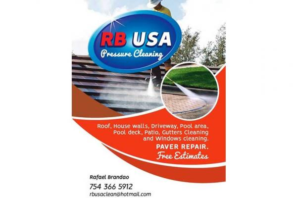 RB USA Pressure Cleaning