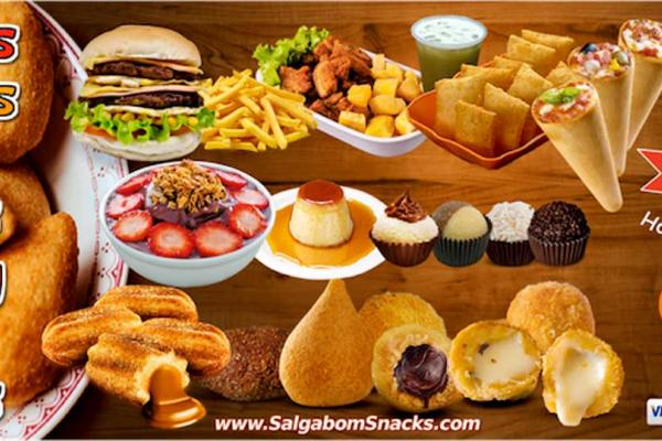 Salgabom Snacks