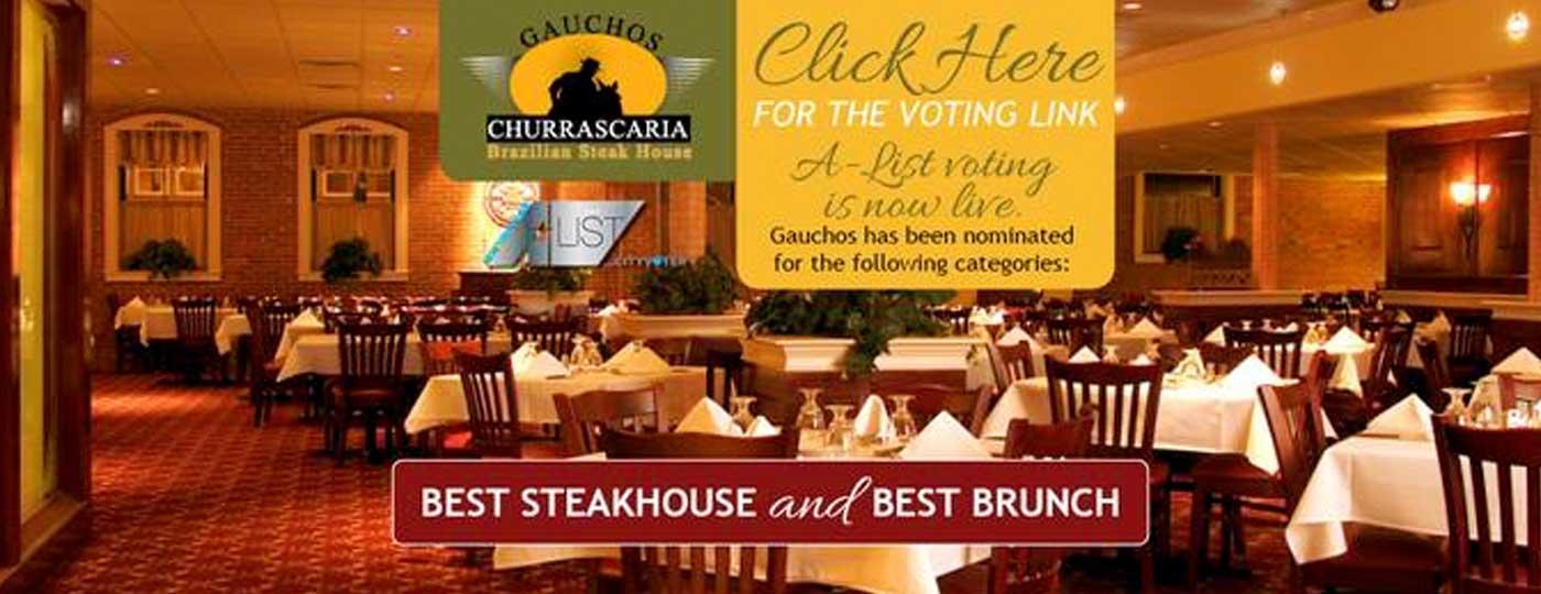 Gauchos Churrascaria Brazilian Steak House