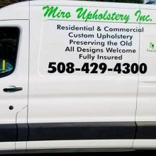 Miro Upholstery Inc.